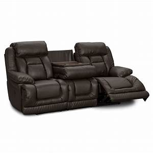 value city furniture With dual reclining sofa
