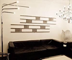 Sculpture Metal Murale : sculpture murale en m tal sculptures autres mat riaux ~ Teatrodelosmanantiales.com Idées de Décoration