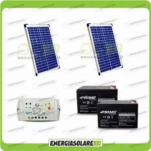 Portail Electrique Solaire : kit portail solaire lectrique 40w 24v panneaux r gulateur ~ Edinachiropracticcenter.com Idées de Décoration