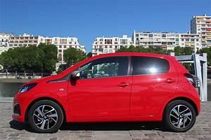 Essai vidéo Peugeot 108 : une recette mise à jour qui fonctionne encore