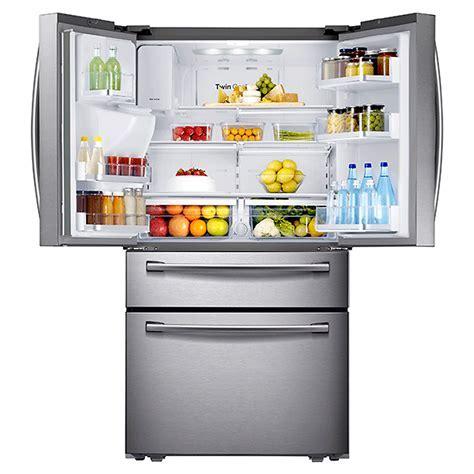 "RF30KMEDBSR   Samsung 36"" 30 cf French Door Refrigerator"