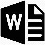 Microsoft Icon Word Ms Document Doc Icons