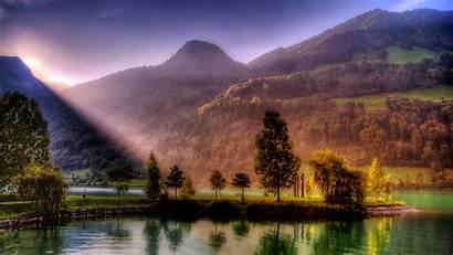 Hdr Wallpapers Desktop Backgrounds Background Landscape Latoro
