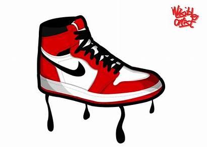 Jordan Clipart Vector Air Nike Shoes Jump