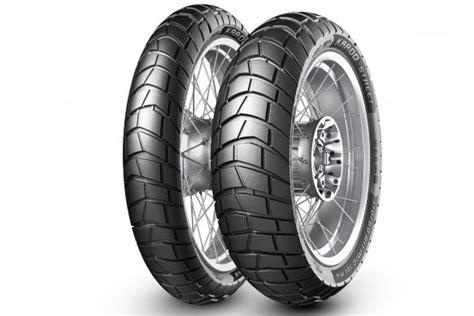 Metzeler Unveils Karoo Street Tires