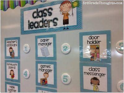 flexible fun   classroom job chart ideas