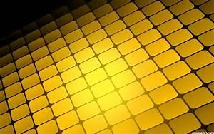 Fresh Black And Yellow Wallpaper