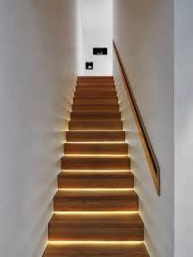 Trémie Escalier by Modern Lighting Ideas That Turn The Staircase Into A