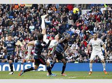 Real Madrid 20 Granada The Merengues temporarily take
