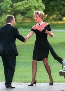 Princess Diana's Black Dress Was The Best 'Revenge' After ...
