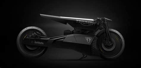 futuristic concept bikes by barbara custom motorcycles