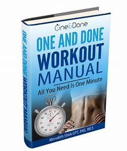 One And Done Workout Review  U2022 Made With Oils