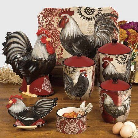 Chicken Decorating Ideas For The Kitchen by Rooster Kitchen Decorations Www Freshinterior Me Decor