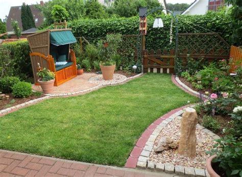 Gartengestaltung Kleiner Garten Ideengarten Auf Pinterest