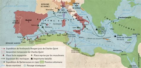 Carte De L Empire Ottoman by Carte L Expansion De L Empire Ottoman Au Xvie Si 232 Cle