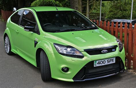 2015 Ford Focus Rs To Come With Five Doors?