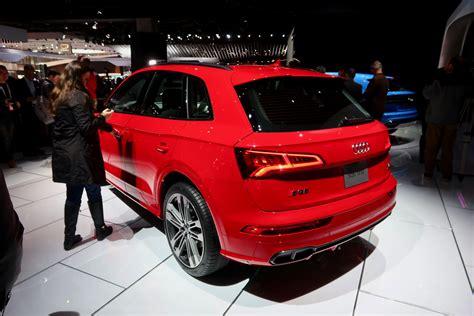 2018 Audi Sq5 Debuts In Detroit