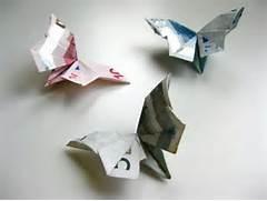 DIY Origami Geldschein...