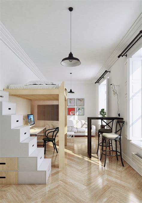 Déco Studio Et Petit Appartement