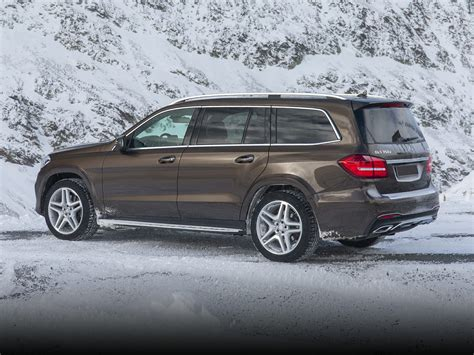 Mercedes Gls by 2017 Mercedes Gls Class Price Photos Reviews
