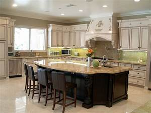 Best and cool custom kitchen islands ideas for your home for Kitchen island images