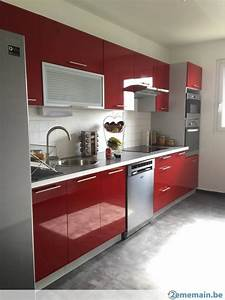 Cuisine Complète Pas Cher : cuisine neuve pas cher brillante a vendre ~ Melissatoandfro.com Idées de Décoration