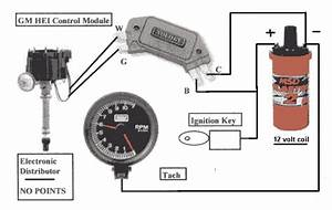 5 Pin Ignition Module Question  Need Diagram