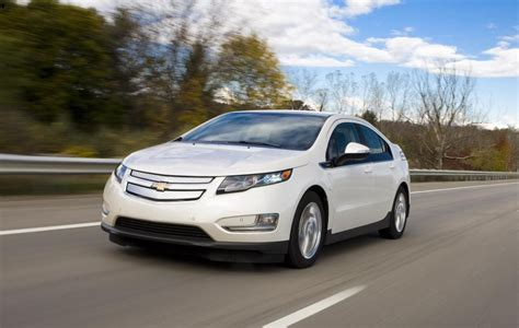 2014 Chevrolet Volt Gets A $5,000 Price Drop