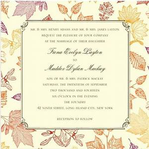 fall wedding invitation by wedding paper divas wedding With wedding paper divas invitations reviews