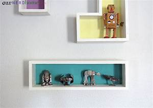 Geek home diy tetris shelves our nerd