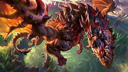 Dragon League Legends Wallpapers