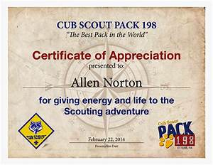 25 images of boy scout certificate template of the With boy scout certificate templates