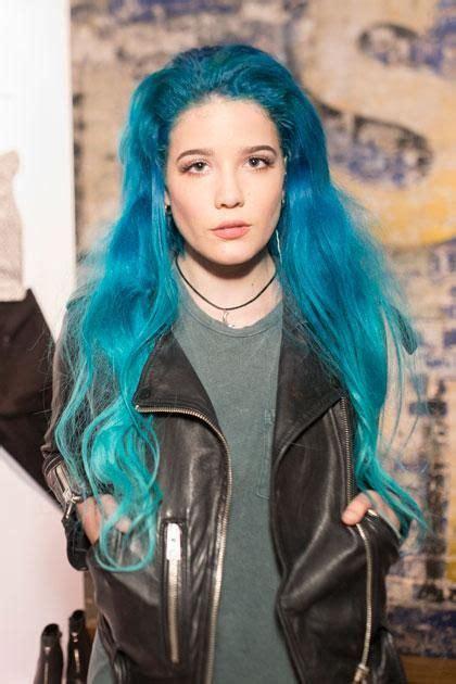 Blue Hair Wiki by Image Ff15c91b5b2178529329164613f5fdc6 Jpg Halsey Wiki