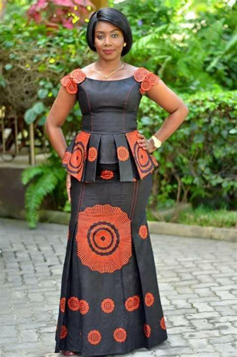 mishono vitambaa weddings ya vitenge  fashion