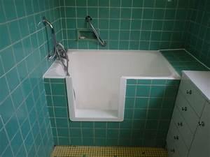 Transformer Baignoire En Douche : transformation de baignoire en douche bordeaux bordeaux ~ Dallasstarsshop.com Idées de Décoration