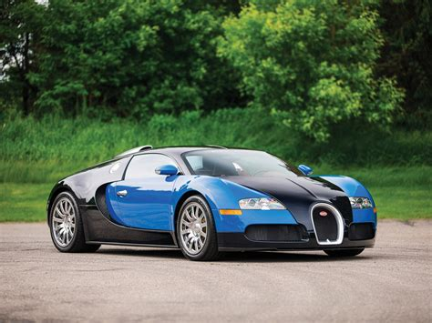 Think about that for a moment. RM Sotheby's - 2008 Bugatti Veyron 16.4 | Monterey 2019