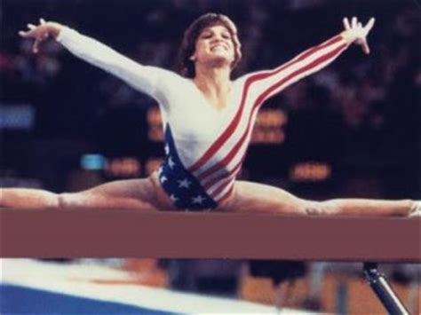 Lou Retton Olympic Floor Routine by Great Sports Moments