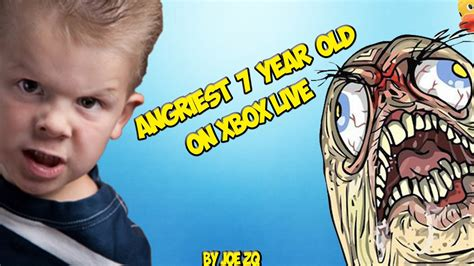 xbox 7 year old angriest 7 year gets trolled on xbox live roasting a trash talker