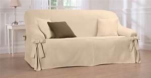 Housse De Canapé : comment choisir sa housse de canap de fauteuil blancheporte ~ Teatrodelosmanantiales.com Idées de Décoration