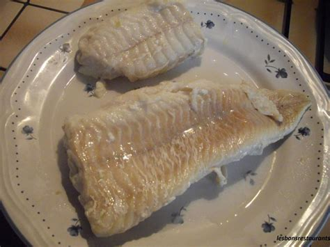 Pocher En Cuisine - filet de julienne aux câpres les bons restaurants
