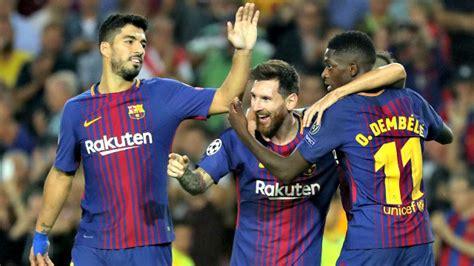 La Liga: Lionel Messi inspires Barcelona to emerge from ...