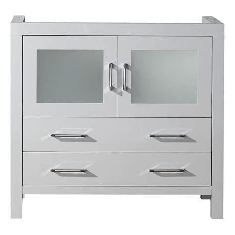 36 x 18 vanity cabinet virtu usa dior 36 in w x 18 3 in d x 33 48 in h vanity