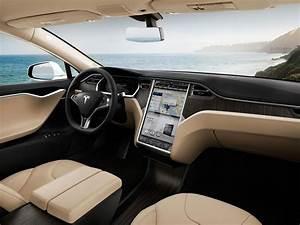 Image for 2013 Tesla Model S Interior Design | Tesla model s, 2013 tesla model s, Tesla