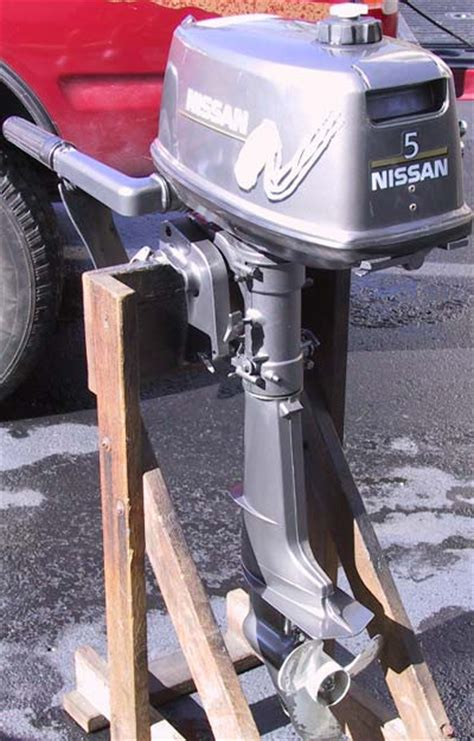 hp nissan outboard  sale
