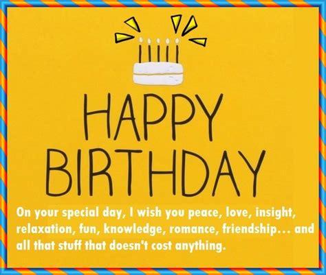 funny letter    friend   birthday happy