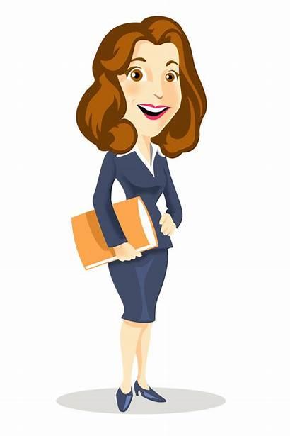 Estate Agent Clipart Woman Transparent Professional Clip
