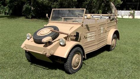 1940 Volkswagen Kübelwagen [typ 82] In