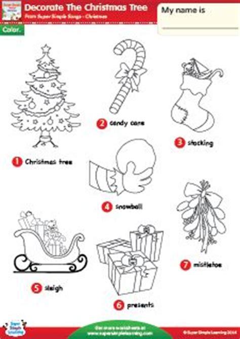 christmas vocabulary inglese immagini scuola
