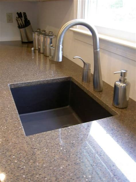sink decision stainless  silgranit