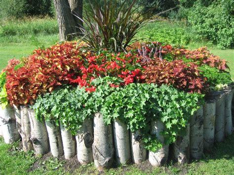 cheap flower bed border ideas 30 unique garden design ideas